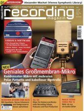 Recording Magazin Abo