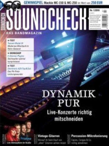 Soundcheck Abo