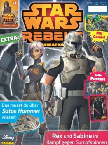 Star Wars Rebels (Animation) Abo