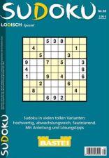 Sudoku Logisch Spezial Abo