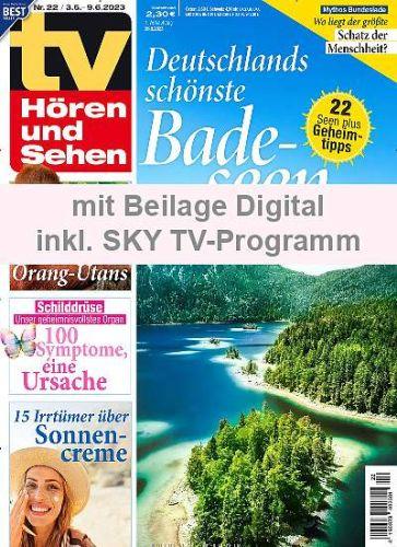 tv Hören und Sehen Digital Abo