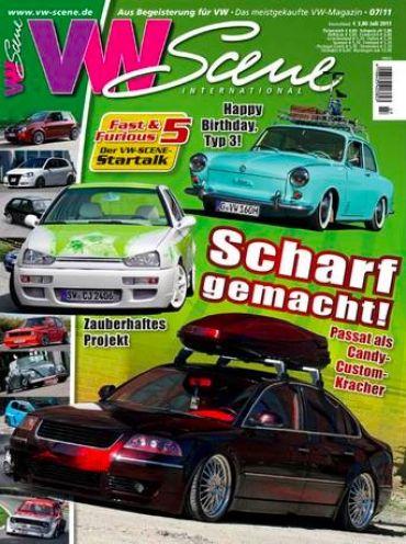 VW Scene International Abo