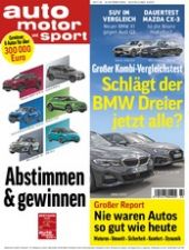 auto motor und sport