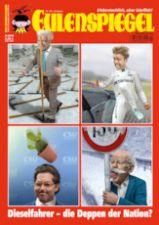 Das Satiremagazin EULENSPIEGEL