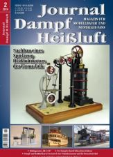 Journal Dampf & Heißluft