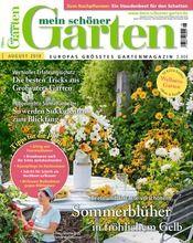 Mein Schöner Garten Abo für 45,40 € mit 35,00 € Prämie bestellen - Abo24