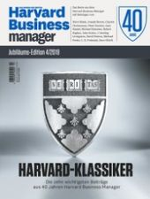 Harvard Business Manager Edition