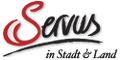 Servus in Stadt und Land