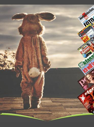 Zeitschriftenabo Angebote zu Ostern