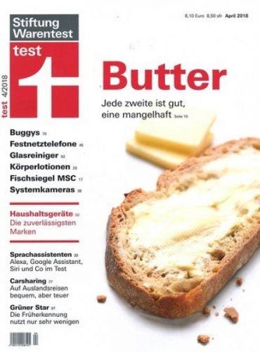 3 Ausgaben der Zeitschrift test gratis