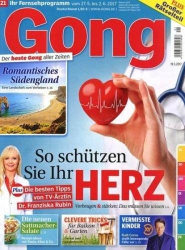 3 Monate Gong  im Miniabo gratis erhalten