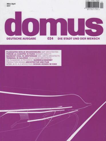 domus (Deutsche Ausgabe) Abo
