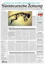 Süddeutsche Zeitung am Wochenende Abo