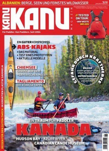 KANU Magazin für 14,95€ statt 38,40 €