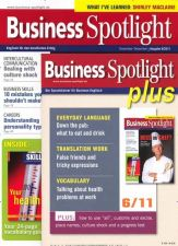 Business Spotlight mit Übungsheft Abo
