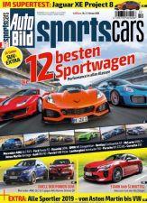 Auto Bild Sportscars Abo