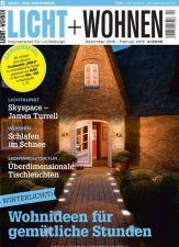 Licht + Wohnen Magazin Abo