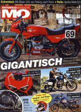 MO Motorrad Magazin Abo
