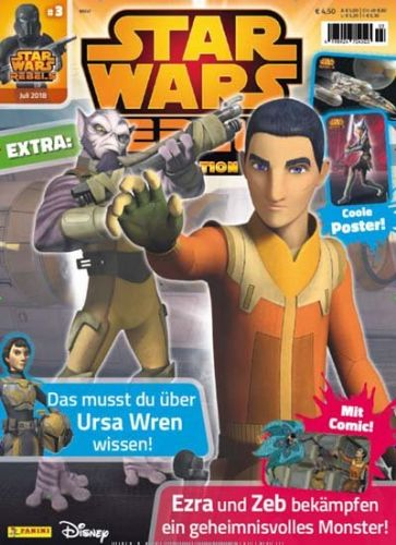 Star Wars Rebels (Animation) Abo