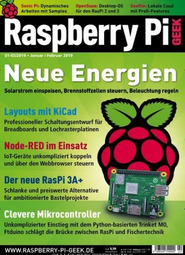 Raspberry Pi Geek Abo