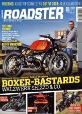 Roadster Motorrad Abo