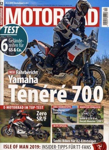 """Meteor Leserservice:  """"Tourenfahrer"""", """"Motorrad"""" und """"Motorrad News"""" mit hohen Prämien"""
