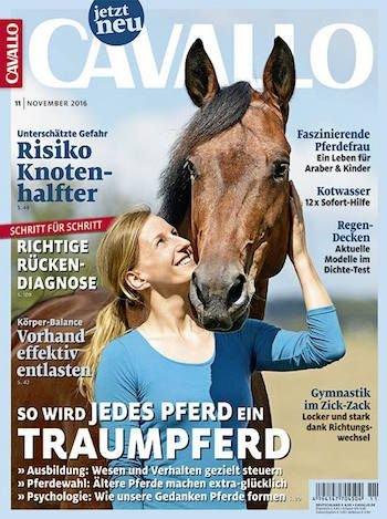 7 Ausgaben Cavallo für 24,45 € mit 20,00 € Amazon-Gutschein (u.a.)