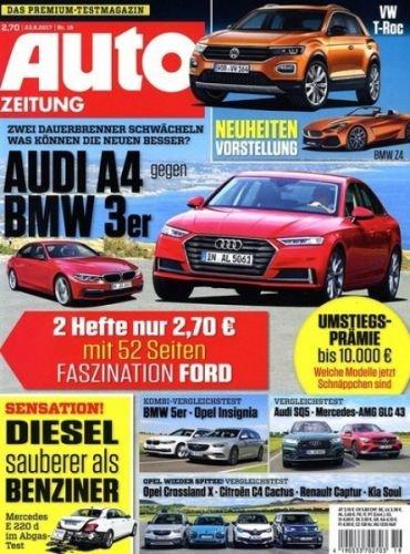 Auto Zeitung für 70,00 € mit 70,00 € BestChoice-Gutschein