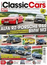 Auto Zeitung Classic Cars Abo