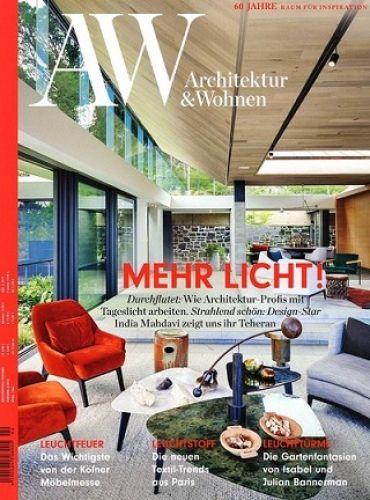 A&W Architektur & Wohnen für 52,40€ mit 30,00€ Scheck