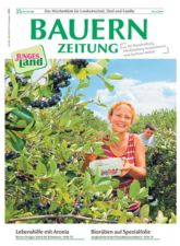 Bauernzeitung Abo