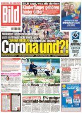 Bild Zeitung Abo