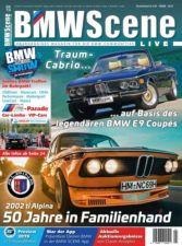 BMW Scene Live Abo
