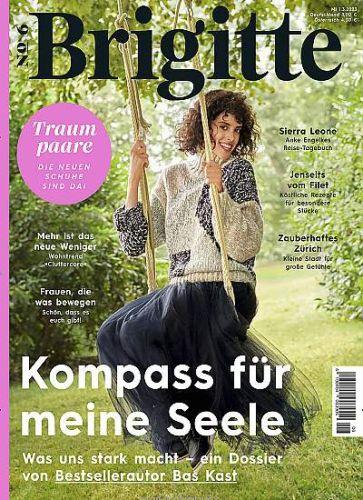 Brigitte für 99,00€ mit 90,00€ BestChoice-Universalgutschein