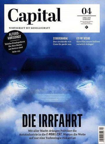 Capital Digitalabo für 80,04€ mit 70,00€ Universal-Gutschein