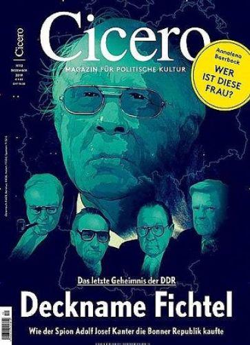 Cicero für 122,40€ mit 115,00 € BestChoice-Gutschein