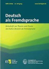 Deutsch als Fremdsprache Abo