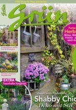 Grün - Kreativ mit Blumen & Pflanzen Abo