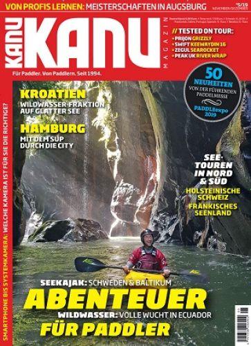 KANU Magazin für 38,40€ mit 30,00€ BestChoice-Universalgutschein