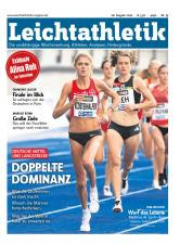 Leichtathletik Magazin Abo