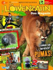 Löwenzahn Magazin Abo