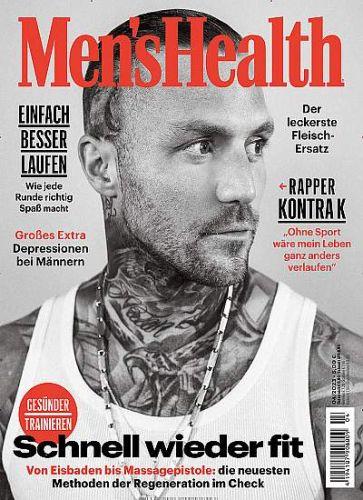 Men's Health für 54,00€ mit 50,00 € BestChoice-Gutschein