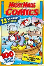 Micky Maus Comics Abo