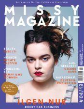 Missy Magazine Abo