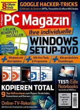 PC Magazin DVD Abo