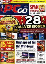 PCgo Classic DVD Abo