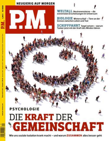 PM Magazin Digitalabo für 35,04€ mit 30,00€ Universal-Gutschein