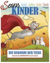 Servus Kinder Deutschland Abo
