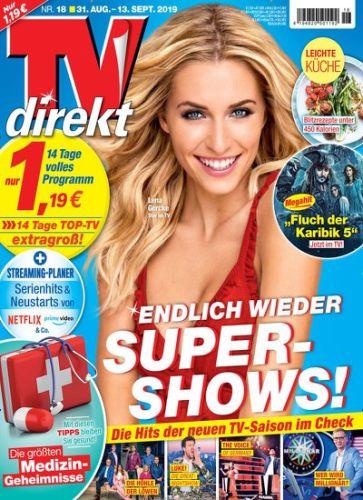 TV direkt XXL für 40,30€ mit 15,00€ BestChoice-Universalgutschein