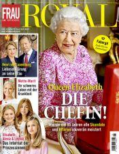 Frau im Spiegel Royal